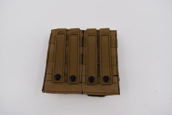 Double Mag Pouch- Rear