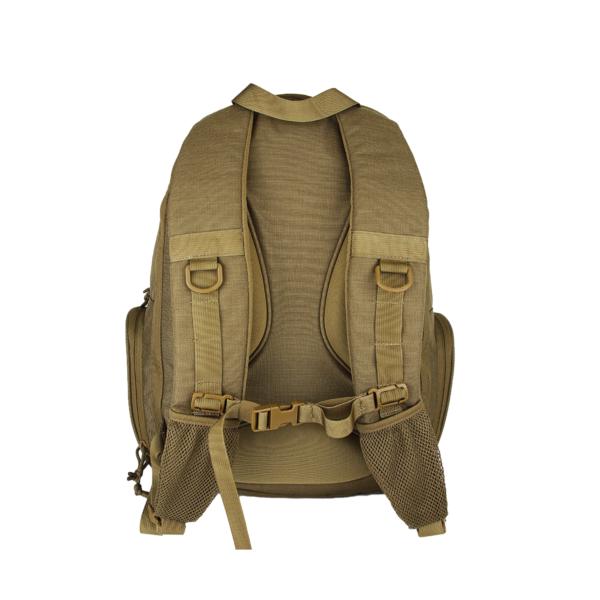 Juggernaut 5 Day Backpack TAN rear
